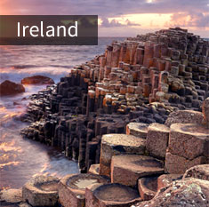 group travel to ireland
